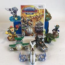 Skylanders SuperChargers Racing Starter Pack - Wii Plus Bonus Racers & Vehicles