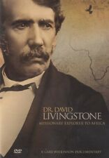 NEW Sealed Documentary DVD! Dr. David Livingstone: Missionary Explorer to Africa