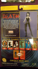 1999 99 DC Direct Vertigo Death Sandman Gaiman Action Figure variant Hat High