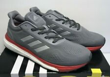 Adidas Mens Size 8.5 Response It Grey Trail Boost Running Training Shoes BB3418