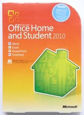Microsoft Office 2010 Home and Student für 3 PCs - Family Pack -