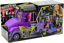 Monster High - Deluxe School Bus Playset
