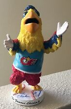 Ted Giannoulas Famous San Diego Chicken Signed Non Bobble Figure PSA/DNA COA #1