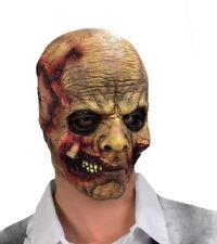 Scary Zombie Mask Full Overhead Latex Rubber Bloody Halloween Horror Maske NEW