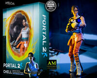 "NECA - PORTAL 2 - CELL - 7"" ACTION FIGUR WITH ASHPD  - NEU/OVP"