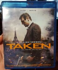 Taken Blu-Ray *Like New* No Digital Code