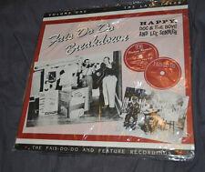 sealed Cajun LP Fais Do Do Breakdown Flyright 609 Lee Sonnier Acadian Happy Doc