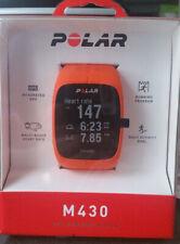 NEW Polar M430 Advanced Running GPS Watch Wrist-based Heart Rate Monitor Orange