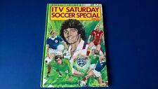 ITV Saturday Soccer Special 1980, Grandreams, Hardback football vintage