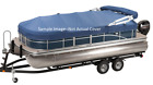 NEW Sun Tracker Mooring Cover for 2017 Fishin' Barge 22 (Blue)