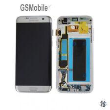 Display Pantalla LCD Touch Schermo Samsung Galaxy S7 Edge G935F Silver Original