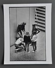 Leon Supraner New York Vintage Silver Gelatin Photo 20x25cm The Five of us Gang