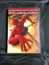 Spiderman dvd