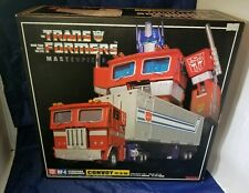 TAKARA 2006 TRANSFORMERS MASTERPIECE OPTIMUS PRIME MP-4 CONVOY AUTHENTIC SEALED