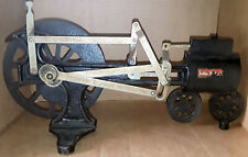 Antique Stansi Cast Iron Steam Engine Classroom Demonstrator 1920's-1950's