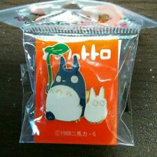 Official Japanese Totoro Leaf Enamel Pin anime studio Ghibli button badge
