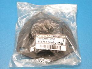 NOS Genuine Nissan Suspension Strut Mount Insulator 54320-40U02 1995-2001 Maxima