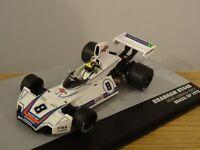 ALTAYA IXO BRABHAM BT44B 1975 CARLOS PACE F1 FORMULA ONE CAR MODEL KG10 1:43