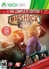 Bioshock Infinite: The Complete Edition Xbox 360 New Xbox 360, Xbox 360
