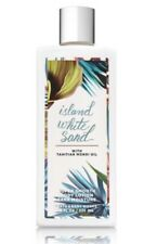Bath and Body Works Body Cream Island White Sand Body Lotion ~ 8 oz