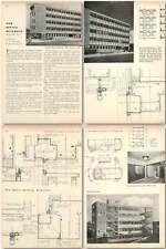 1956 New Office Building, Beckenham Kent For Percy Jones Twinlock