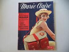 MARIE CLAIRE 19/1958 RIVISTA DI MODA