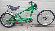 """Schwinn Stingray Bike OCC Chopper Green 20"""""""