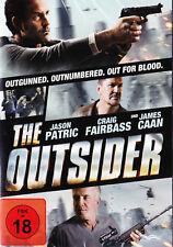The Outsider - DVD - mit Jason Patric, Craig Fairbrass und James Caan - *NEU*