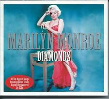 Marilyn Monroe - Diamonds [Best Of / Greatest Hits] 2CD NEW/SEALED