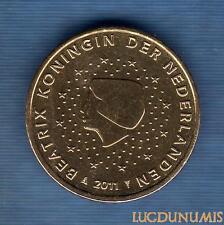 Pays Bas 2011 - 50 centimes d'Euro - Pièce neuve de rouleau - Netherlands