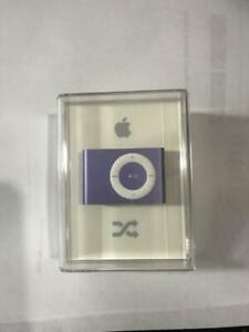 Apple iPod Shuffle 1GB Purple PB233LL/A