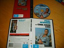 Dvd *COOL HAND LUKE(1967)* 1995 Warner Bros Cosher Cult Re-Issue - Pal Region 4