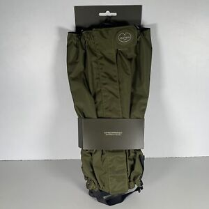 Le Chameau Basic Gaiters Accessory Boot Vert Green One Size