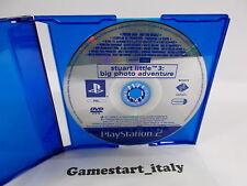 STUART LITTLE 3 (SONY PS2) PROMO VERSION - PAL VERSION