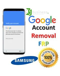 SAMSUNG FRP REMOVAL ALL DEVICES SUPPORTED