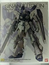 BANDAI Sinanju Stein Ver.Ka Mobile Suit MSN-06S Gundam 1/100 model Japan Alloy
