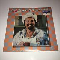 THE THOMPSON TOUCH HANK THOMPSON VINYL LP ALBUM 1977 ABC DOT RECORDS STEREO