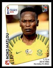 Panini Women's World Cup 2019 - Noko Matlou South Africa No. 164