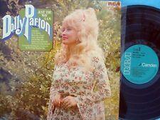 Dolly Parton ORIG OZ LP Just the way I am EX '72 RCA CAS2583 Country Pop