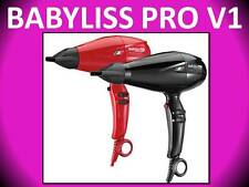 BLACK / BABYLISS PRO PROFESSIONAL NANO TITANIUM LUXURY VOLARE V1 HAIR BLOW DRYER