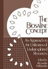 Biosaline Concept: An Approach to the Utilization of Underexploited-ExLibrary