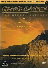 IMAX - GRAND CANYON - The Hidden Secrets - A Timeless Adventure - DVD