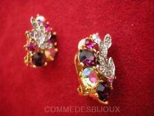 """B.O. """"Double Palme"""" style Festival de Cannes - Bijoux Vintage Sphinx"""