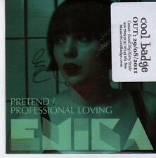 (CE606) Emika, Pretend / Professional Loving - 2011 DJ CD