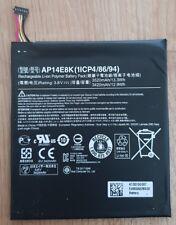 Genuine Acer Iconia One B1-750 B1-760 Battery AP14E8K 3520mAh 3.8V