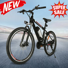 Shimano 26´´ Electric Bike Mountain Bicycle EBike With Removable Lithium Battery