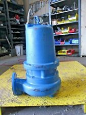 Goulds 3 Submersible Pump 2 Hp Ws203203 515953j Used