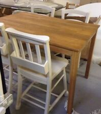 John Lewis Oak Table & Chair Sets