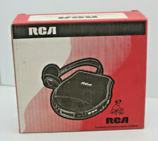 RCA RP2444 180 EX ESP Xtreme Portable CD player with Remote Walkman Refurbished