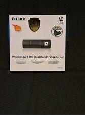 D-link Dwa-182 Wireless Ac1200 Dual Band Usb Adapter